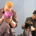 Art Director - Stefan Schedlberger und Executive Art Director - Alexander Lepschi