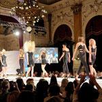 FINALE - Akteure live on Stage: Alexander Lepschi, Theresa Schirz, Stefan Schedlberger, Christina Pumberger, Kerstin Pöchtrager, Aleksandra Duvnijak