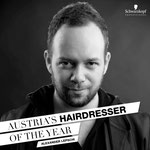 HAIRDRESSING AWARD 2015 - ALEXANDER LEPSCHI - HAIRDRESSER OF THE YEAR