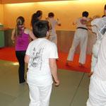 Zen-Ki-Budo - Fit mit Marie - Selbstverteidigung und Jiu Jitsu