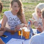 Команда Gaga, они еще не знают, что победят