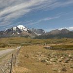 Torres del Paine, einfach wunderschöne Felsen