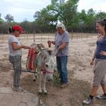Bei Beat und Ruth in Rosaleda im Chaco