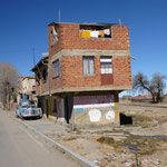 Spezielles Haus in Challapata