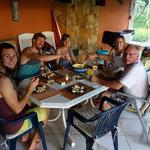 Bei René und Marion in Paraguay - www.hastalapasta.jimdo.com