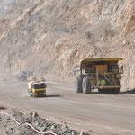 Minenbesuch in Chile - Beeindruckende Technik