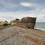 Fracks englischer Handelsschiffe