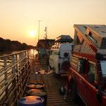 Flossfahrt ins Pantanal mit unseren Freunden