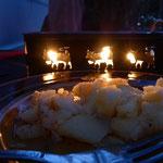 Auch in Südamerika gibt es Raclette ;-)