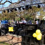 Parque Batlle - Montevideo - Día de la música