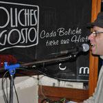 MastrAcústico: 2012-08-10 @ Café Beyrutti, Trinidad
