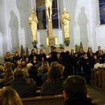 Der Jugendchor Cantarella