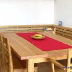 Tischplatte massiv Kirschbaum