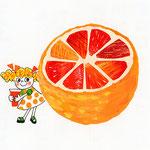 「A」Arancia みかん orange