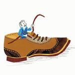 「S」Scarpe 靴 shoes