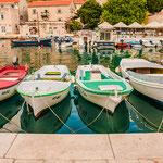 Boote in Brac