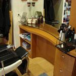 Aménagement intérieur - Salon de coiffure - MD 61