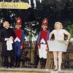 """Als Pastor (li.) in """"Darßer Schmuggler"""" 2007 / Darß-Festspiele"""