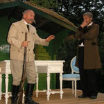 "Als Bernardy in ""Pension schöller"" 2009 Darß-Festspiele"