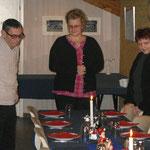 Julefrokost i Rudkøbing 2010