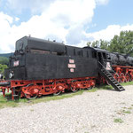 Bahnhof in Viseu de Sus