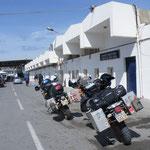 Grenzübertritt von Marokko zurück in die EU