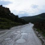 Die ersten Kilometer durch das Rifgebirge