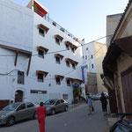 Unser Hotel am Rande der Medina