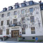 Rathaus in Trieben