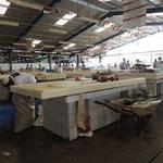 Fischmarkt - nichts für empfindliche Riechorgane