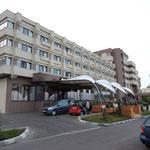 Unser Hotel direkt an der Donau gelegen