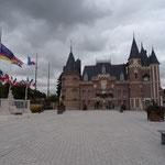 Das Rathaus in Corbie