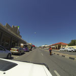 Otjiwarongo - die erste Stadt die wir nach 1.400 KM durchqueren