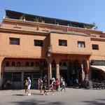 Unser Hotel - nur einen Steinwurf vom Djema el Fna entfernt