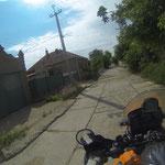 Ukraine - entlang des Donaudelta´s