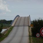 Brücke hinüber nach Vir