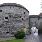 Unterwegs  in der Altstadt Tallinns