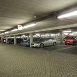 Auto sicher geparkt - es kann losgehen