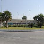 Formel 1 Strecke mitten in der Wüste - Yas Marina Circuit