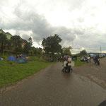 Ankunft in Freudenburg