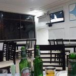 Unsere Bar gegenüber