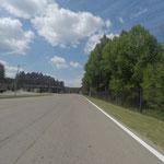 Grenzübertritt Teil 1 -  Ausreise aus Weißrussland