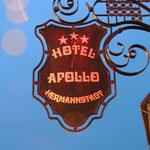 Unser Hotel in Sibiu (Hermannstadt)