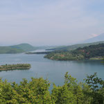 Kurz vor Debar im Nordwesten Mazedoniens