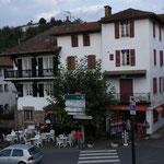 Unser Hotel in St. Jean Pied de Port