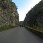Die letzten Kilometer zur Adria