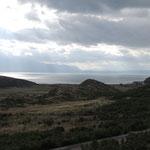 Letzte Blicke zurück zum Ohrid-See