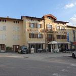 Unser Quartier in Parrocchia - Albergo Aurora