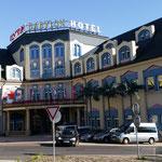 Hotel Babylon in Liberec