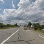 Ausreise aus der Ukraine
